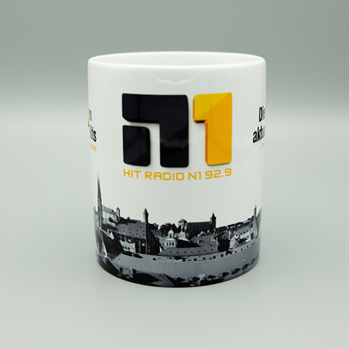 Hit Radio N1 Kaffeetasse