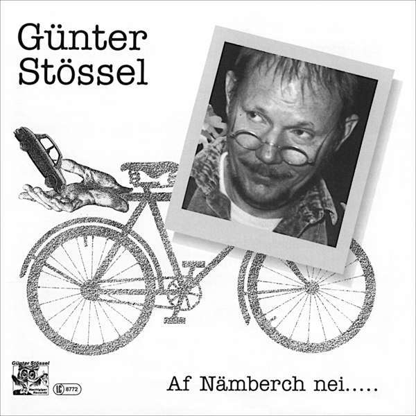 "CD - Günter Stössel - ""Af Nämberch nei....."""