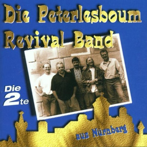 CD - Peterlesboum Revival Band - Die 2te